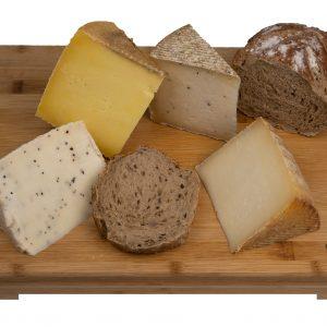 Lot de 4 fromages Manchego originaux